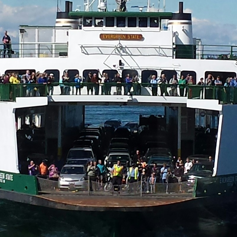 What Happens To A Ferry After It Retires It Gets Sold For 200k Komo
