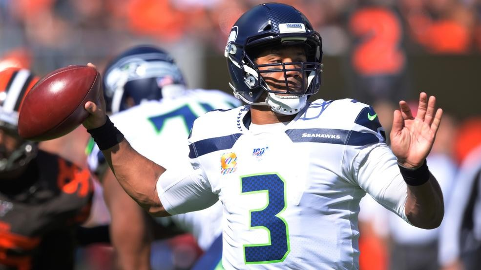 Why Seahawks Qb Russell Wilson May Already Have The Mvp