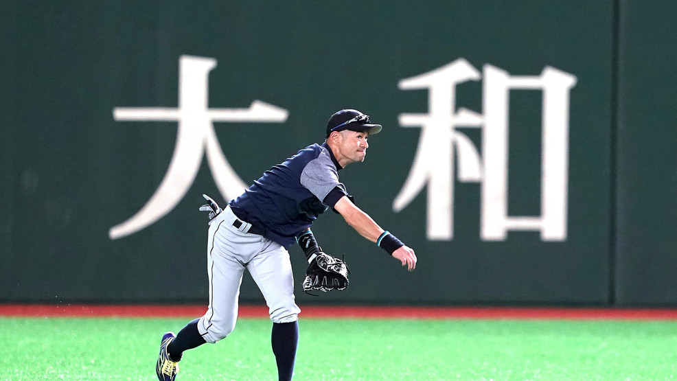 09e3b591273 Opening day intrigue  Ichiro keeps  em guessing about future