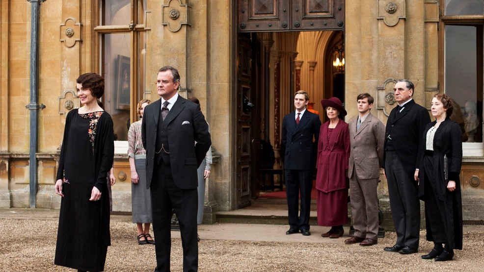 Image result for downton abbey movie images