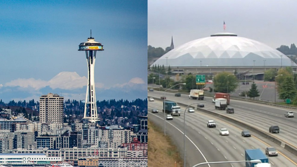 Tacoma To Seattle >> Study It S More Stressful To Live In Tacoma Than Seattle Komo