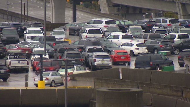 Travel Warning Don T Drive To Sea Tac Airport You May Not Find