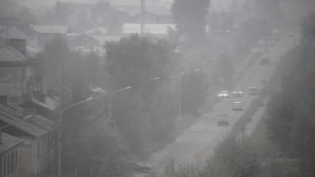 Triple whammy: Seattle seeing smoke from wildfires in Siberia