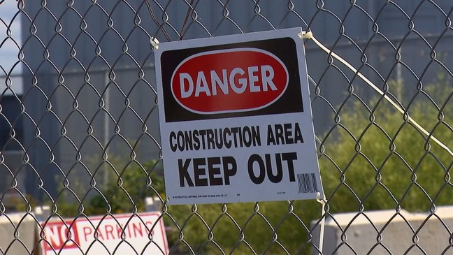 PCB clean-up underway at site of former homeless camp in