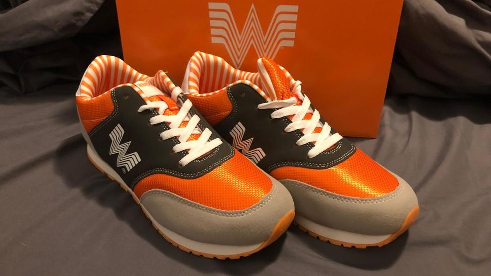 Whataburger releases running shoes, other new items | KOMO