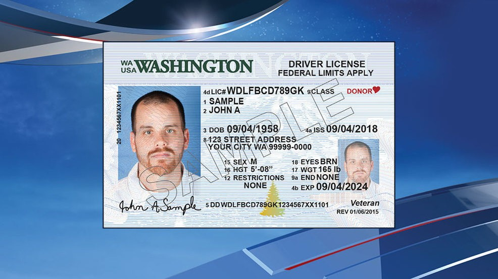 Major changes coming to Wash  state driver's licenses on