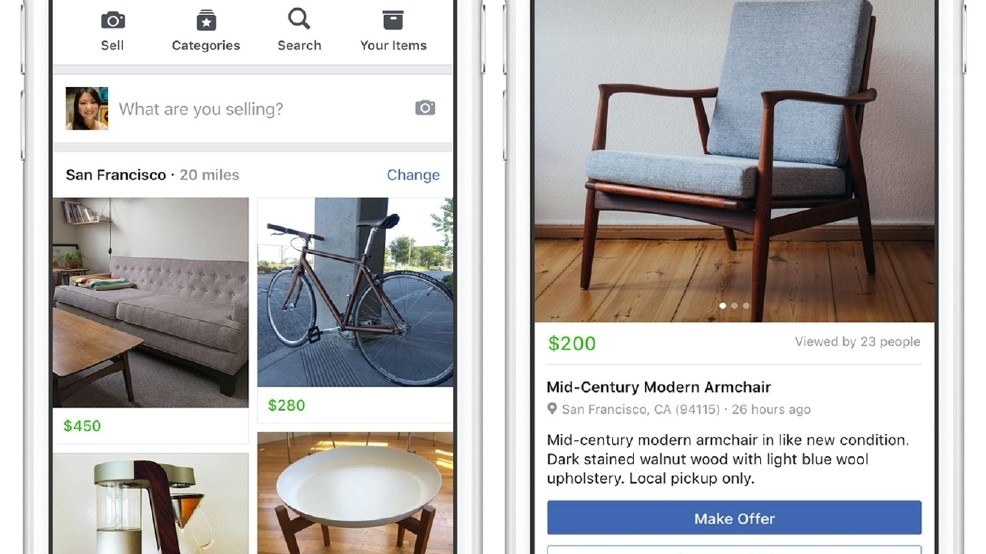 Facebook launches new 'marketplace' for buying, selling | KOMO