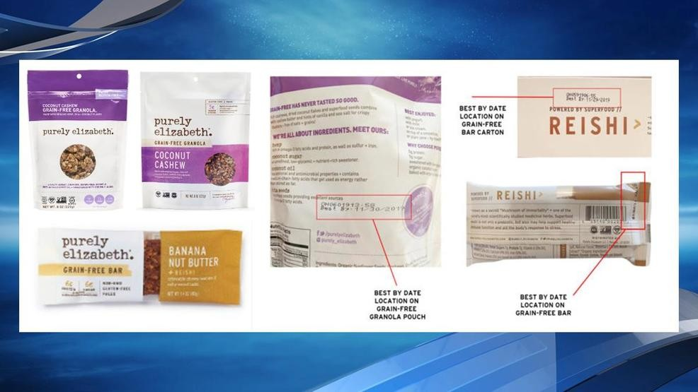 Purely Elizabeth recalls products over possible 'plastic