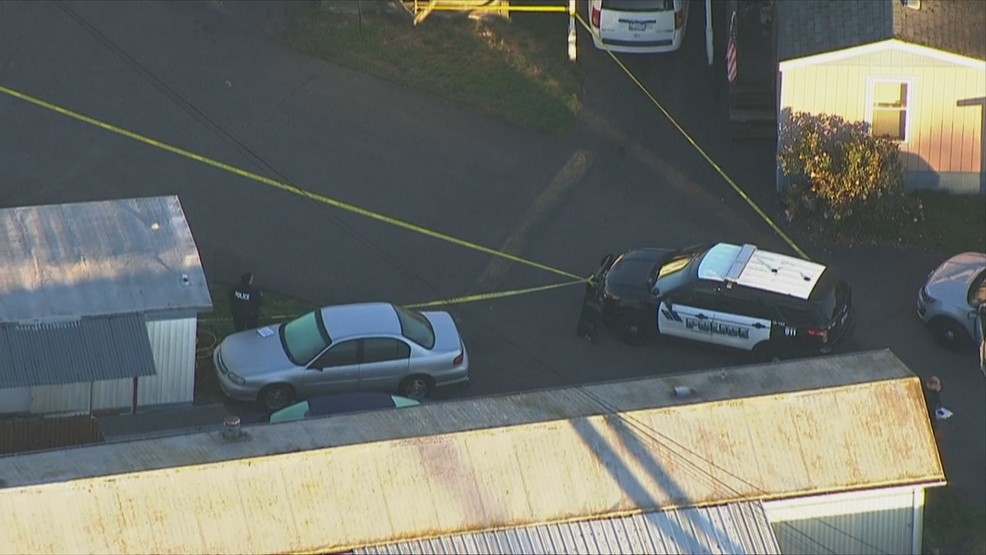 Longview police: Man killed in shootout with officers | KOMO