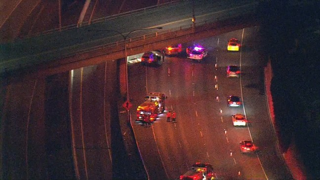 Fatal motorcycle crash sparks epic I-5 backup in downtown Seattle