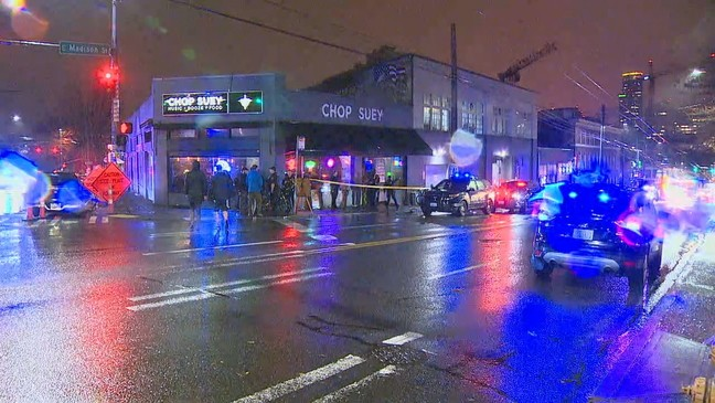 Two wounded in shooting at Capitol Hill night club   KOMO