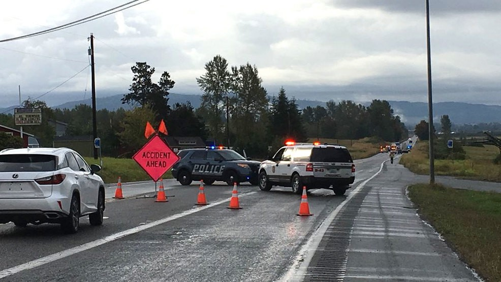 Hwy  2 reopens after deadly crash between car, septic truck