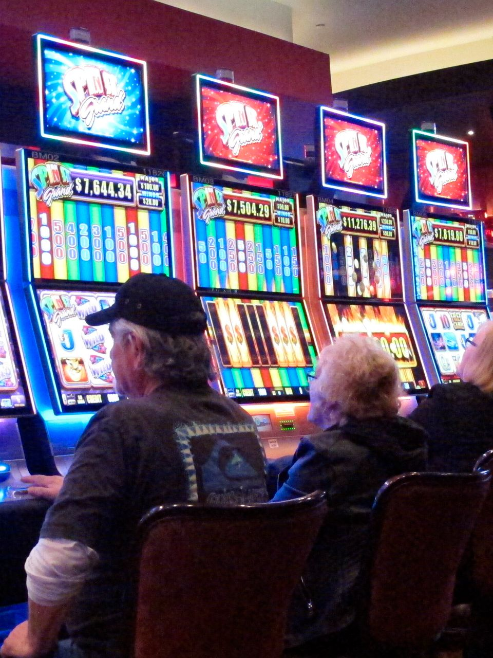 Tricks to gambling on slot machines