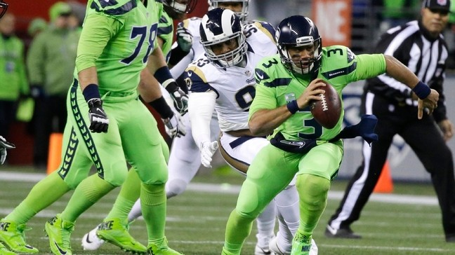 new products 754ce 87239 Seahawks to rock 'Action Green' neon uniforms for Monday ...