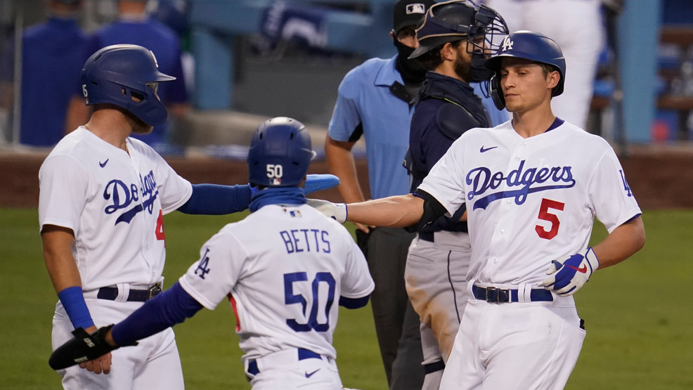 Seager brothers go deep, Dodgers rally past Mariners 11-9 | KOMO