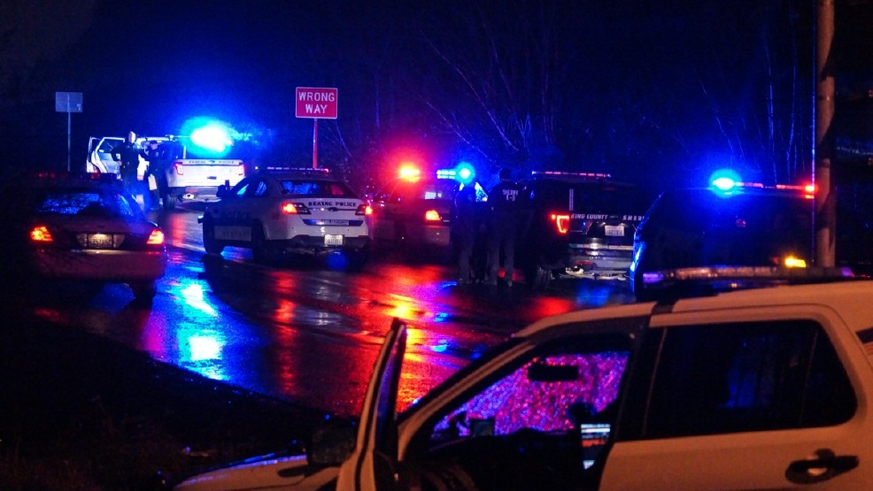 Armed robbery suspects arrested after police chase ends in