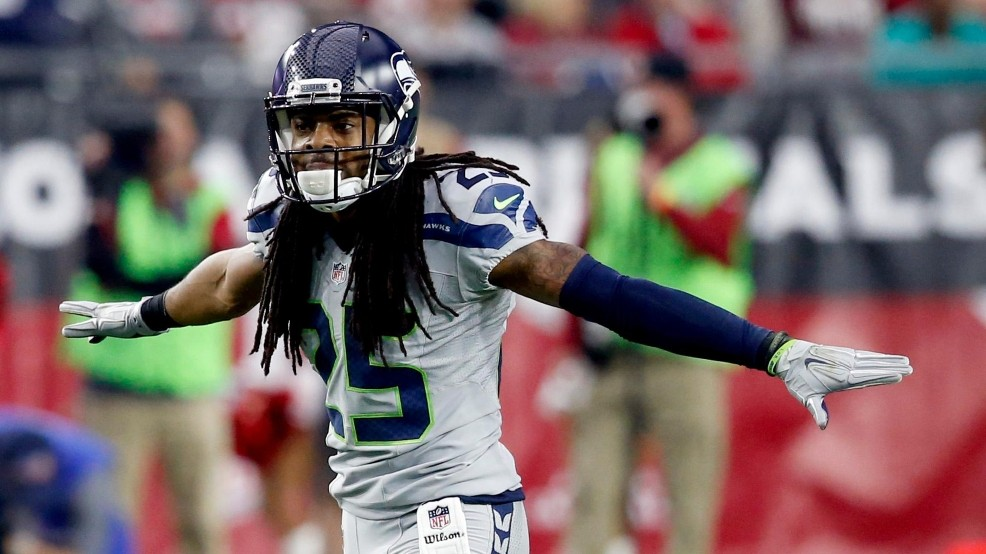 Seahawks Richard Sherman Rips Nfl Commissioner Over