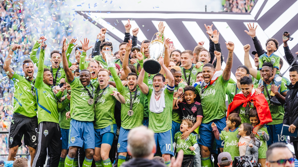 with mls cup title defense on hold frustration grows for seattle sounders during pandemic komo seattle sounders during pandemic