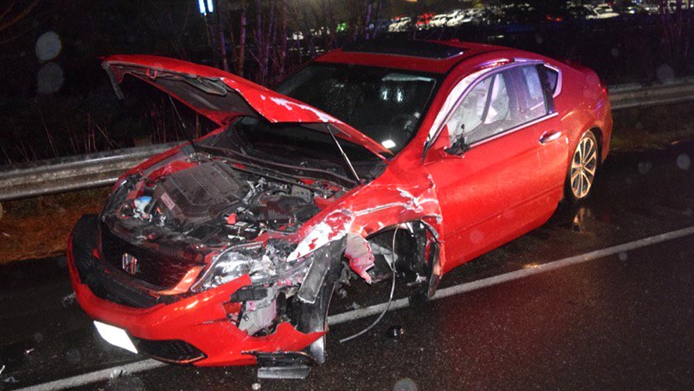 Highway mayhem: Wrong-way driver collides with suspected DUI