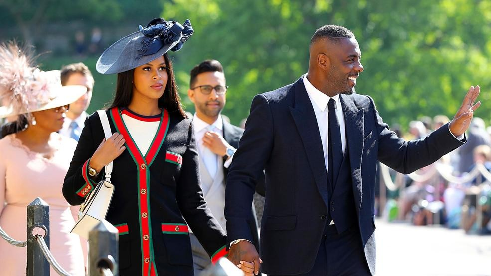 Cbs Royal Wedding Coverage.Royal Wedding Draws Celebs Including Oprah Idris Suits