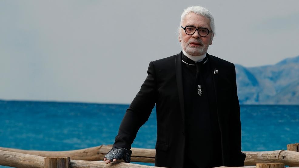 197ea8232a Chanel  Iconic couturier Karl Lagerfeld has died
