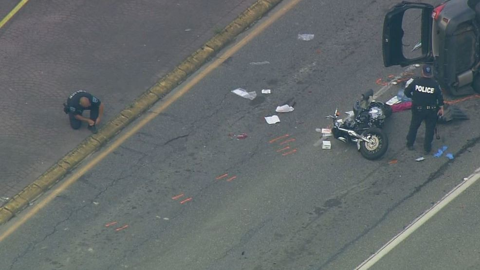 Police: Driver who caused fatal motorcycle crash in Auburn