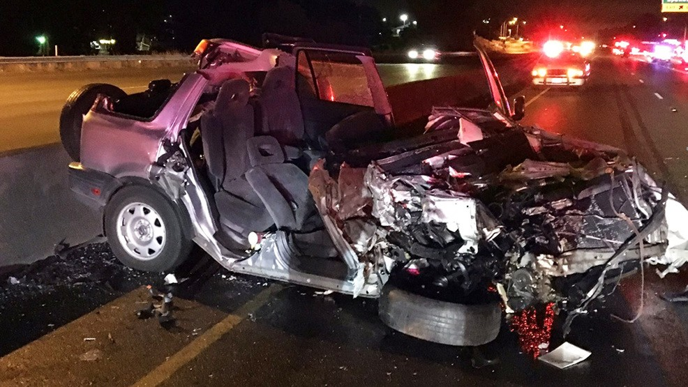 One dead, one injured in two separate crashes in Parkland   KOMO