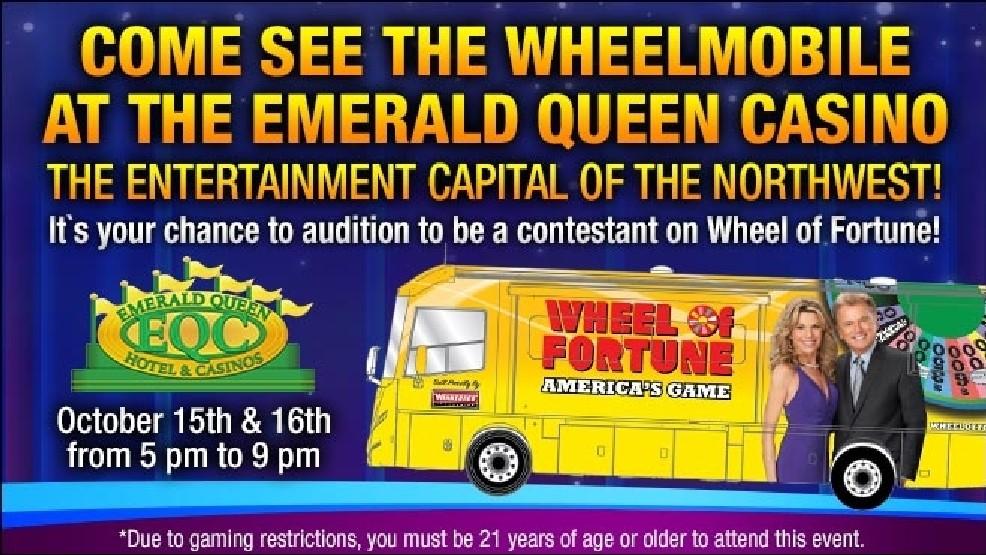 Wheel of fortune emerald queen casino casino mountaineer address