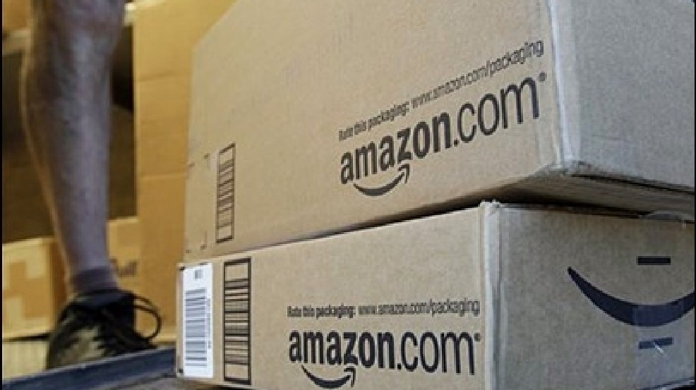 Amazon to open distribution centers in Va , Tenn  | KOMO