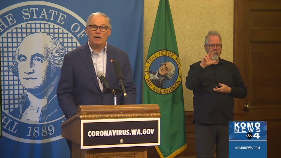 Wa Covid Restrictions Inslee - Washington State Extends ...