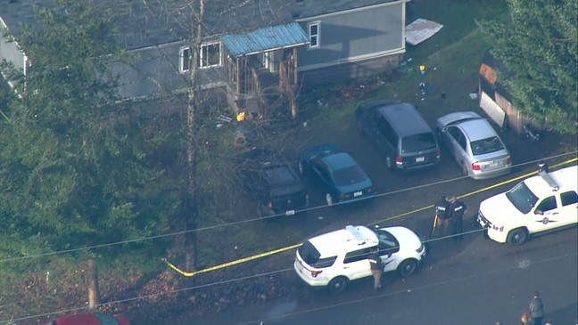 Pierce County deputy killed following residential burglary