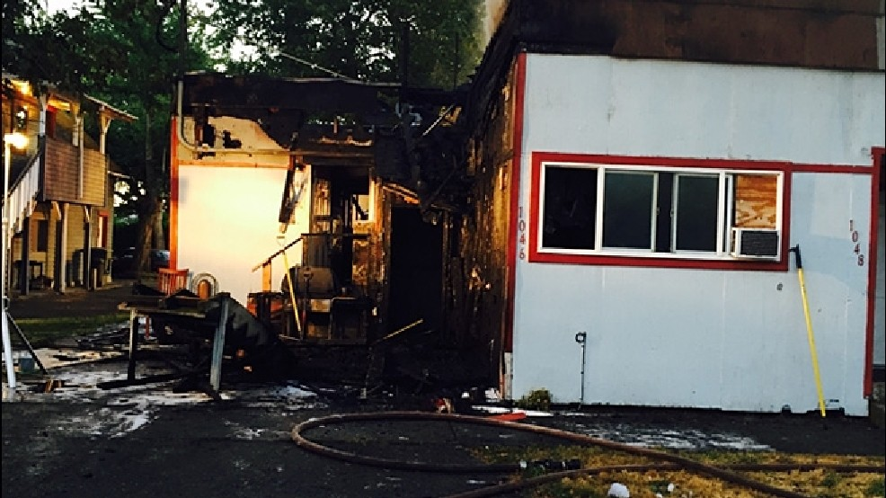 Police: South Park fire was intentionally set