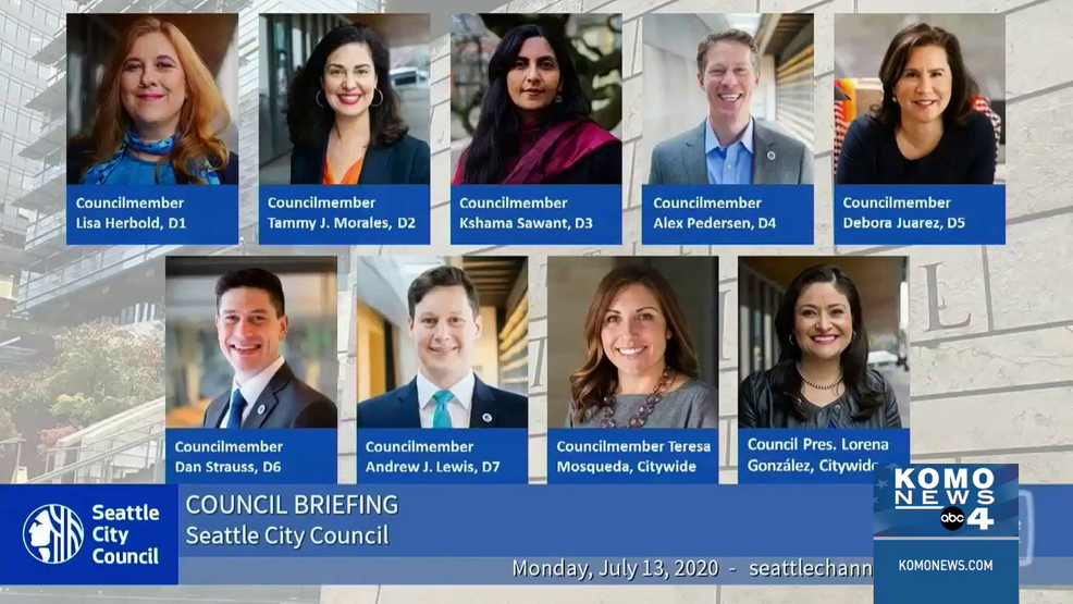 New poll finds dissatisfaction with Seattle City Council, direction of the  city | KOMO