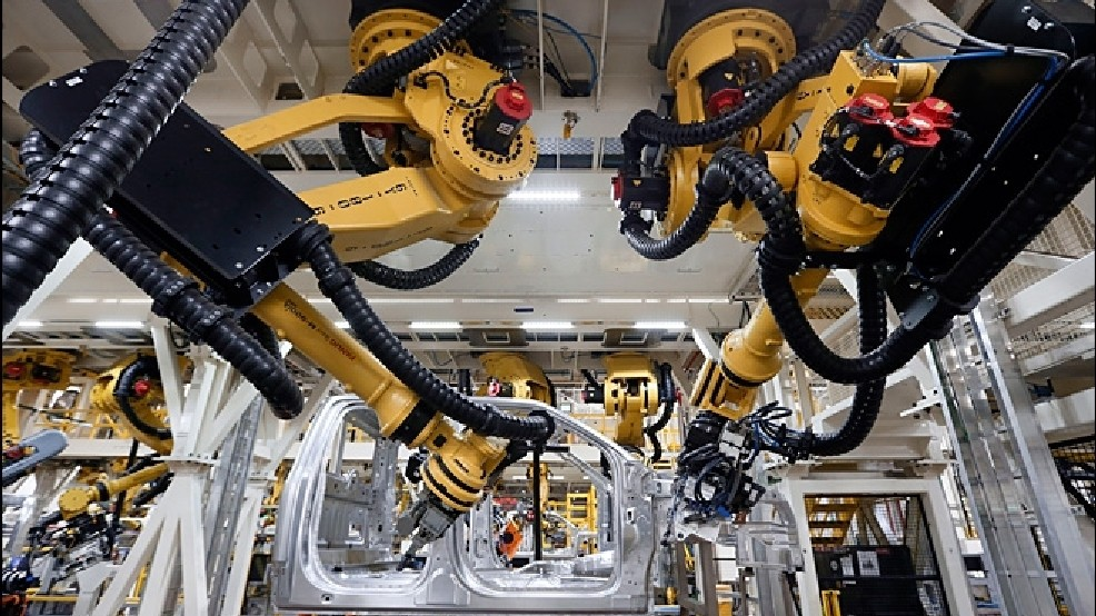 Robots replacing human factory workers at faster pace | KOMO