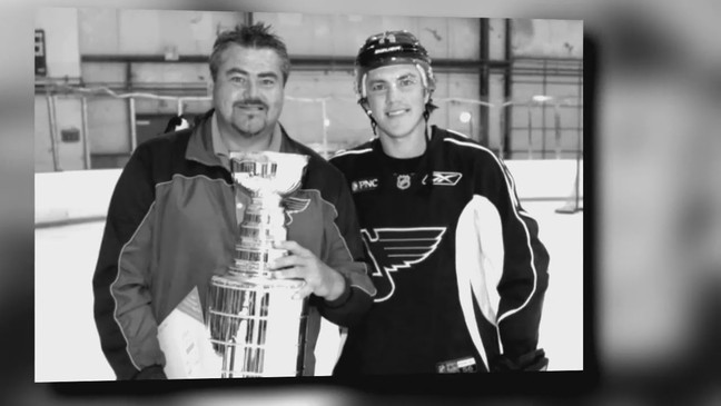 Mount Vernon s T.J. Oshie shares Stanley Cup with Alzheimer s-afflicted dad ecec5481ad10