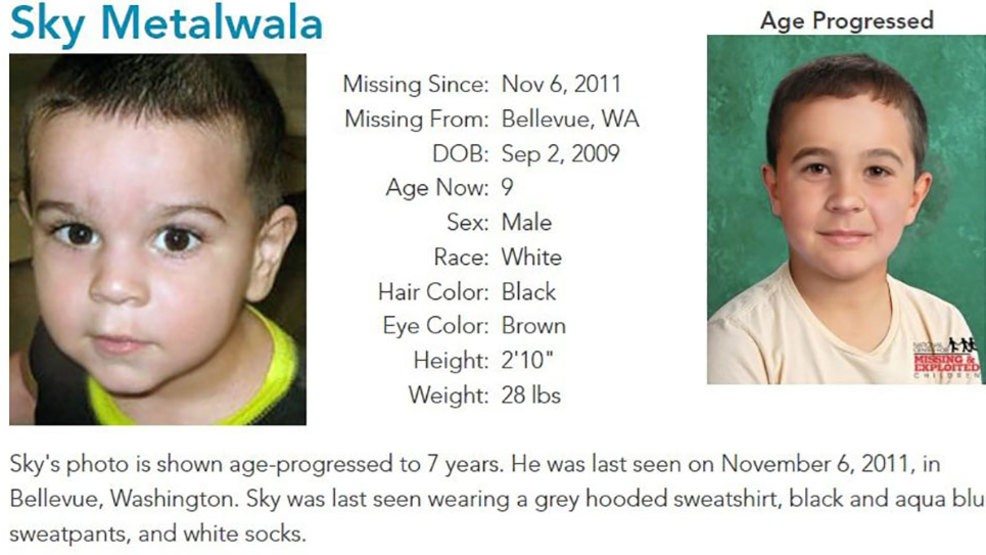 7 years after boy vanished, Bellevue police plead for help