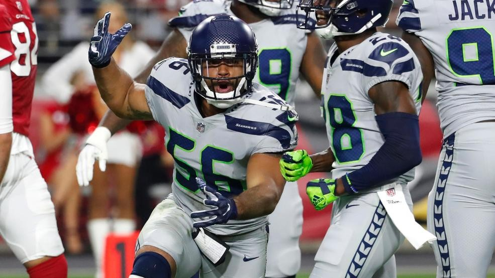 100% authentic 826f7 672ac Sentencing for Seahawks' Mychal Kendricks pushed back again ...