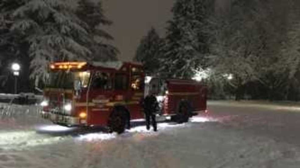 Power outages sweeping Puget Sound as storm hits again | KOMO