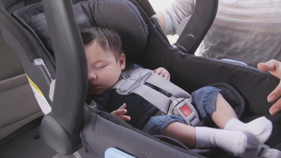 If incline sleepers are dangerous for babies, what about infant car seats?  | KOMO