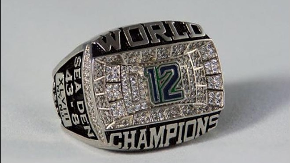 Seahawks Fan Creates Super Bowl Ring For The 12s Komo