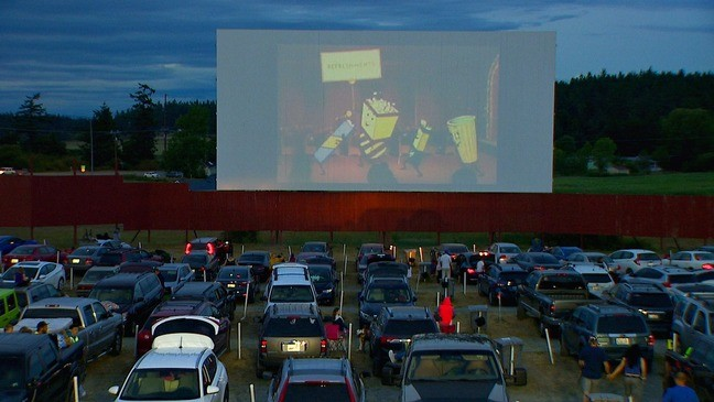 Eric S Heroes Old Magic Sparks New Life At Washington S Last Drive In Theaters Komo