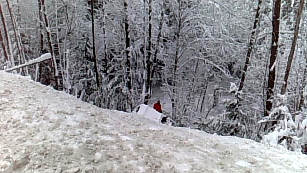 I-90 driver rescued hours after plunging down Snoqualmie