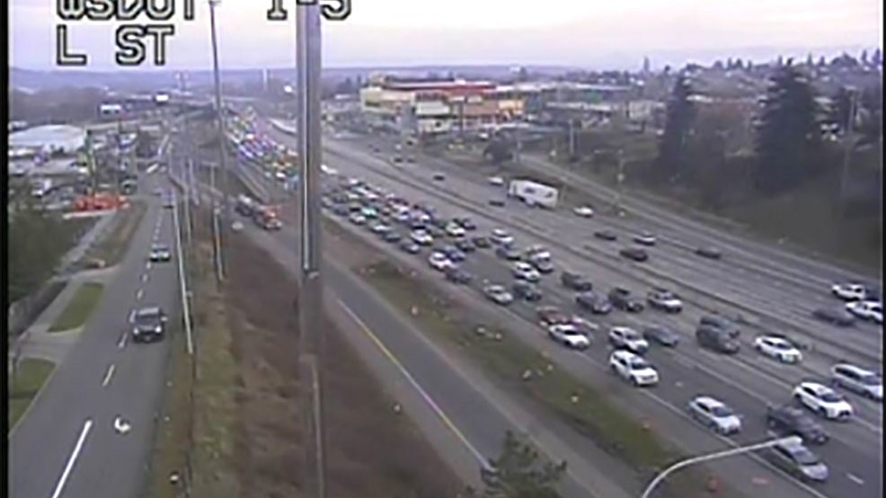 I-5 reopens in Tacoma after body is removed from roadway | KOMO