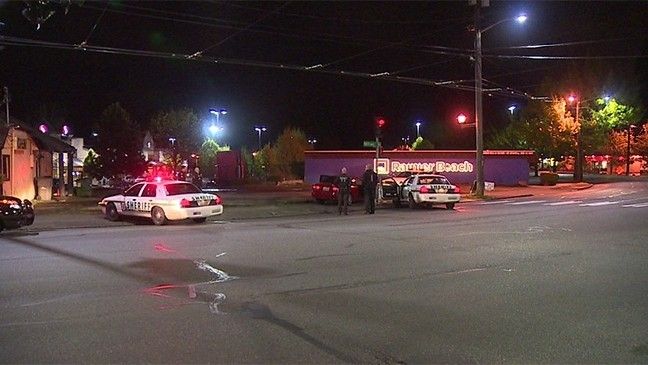 Dramatic video captures high-speed Seattle police chase | KOMO
