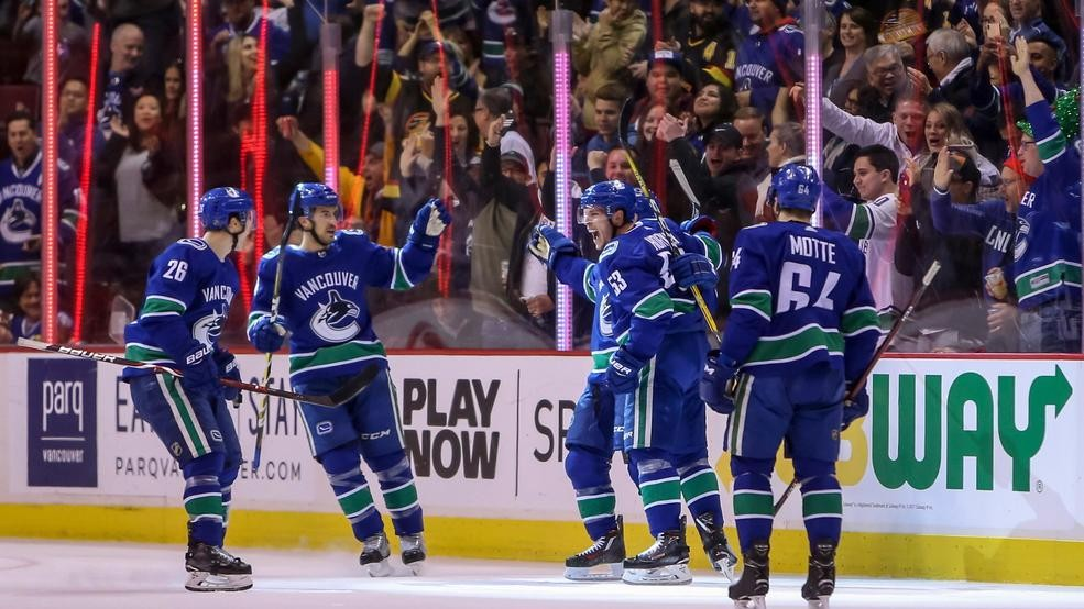 Vancouver Canucks See Rivals Partners In New Seattle Nhl Franchise