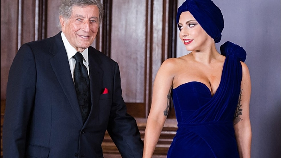 Lady Gaga, Tony Bennett set for new year's duet | KOMO