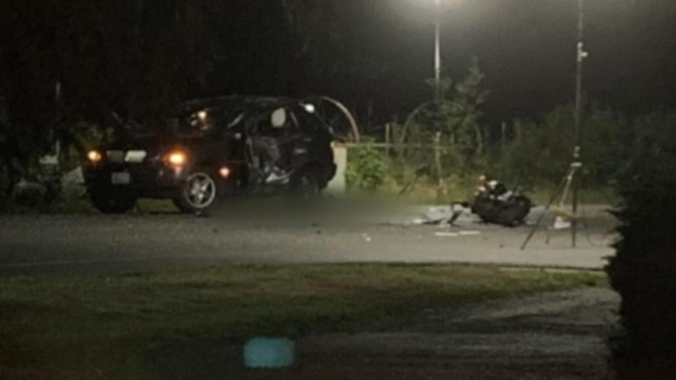 2 killed, 2 injured in Vancouver crash of SUV with
