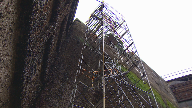 VIDEO: A rare glimpse inside the Ballard Locks | KOMO