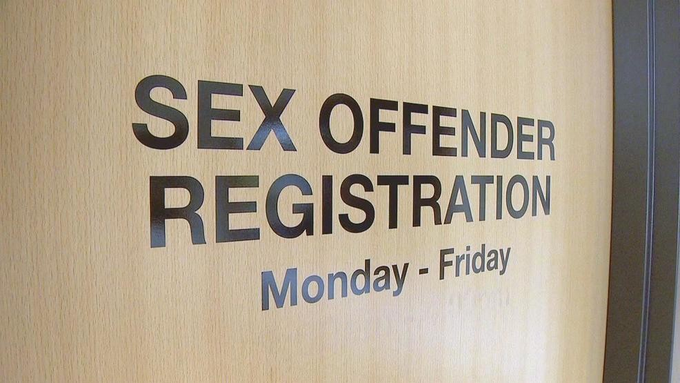 level 3 sex offenders and re-offending