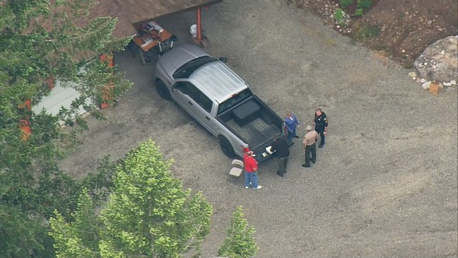 Burglary suspect shot after attacking homeowner near Olympia